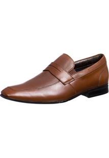 Sapato Doctor Pé Extremamente Leve Couro Carneiro Marrom 68504 Café
