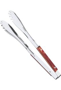 Pegador De Carne Tramontina 21169170 Aço Inox
