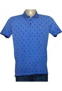 Camisa Masc Dopping 015467020 Azul