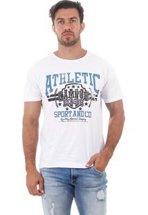 Camiseta Masculina Maidale - Azul