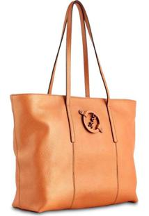 Bolsa Saad Shopper Floater Cobre
