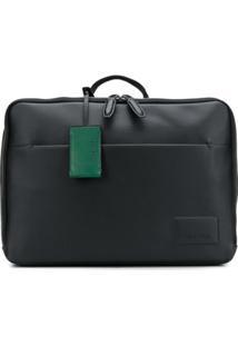 ... Calvin Klein Bolsa Para Notebook De Couro - Preto 5058105929
