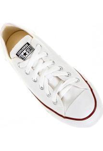 Tênis Converse All Star - Feminino-Branco