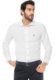 Camisa Malwee Slim Branca