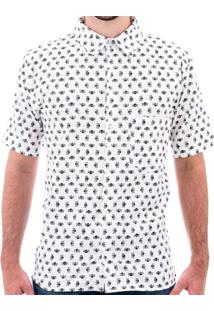 Camisa Andy Roll Estampada Litlle Skull