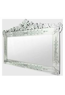 Espelho Mezzo Rivatti Cinza