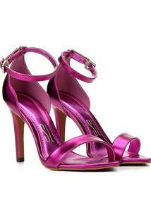 Sandália Santa Lolla Napa - Feminino-Pink
