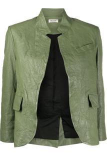 Zadig&Voltaire Verys Jacket - Verde