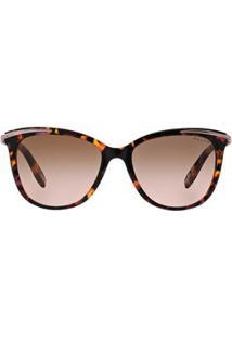 Óculos De Sol Ralph Gatinho Ra5203 Feminino - Feminino-Preto