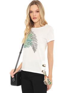 Camiseta Lez A Lez Icacos Branca - Kanui