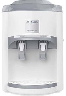 Purificador De Água Refrigerado Por Compressor Branco Pa355 Latina - 110V