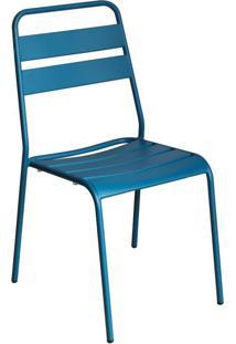 Cadeira Tropical Azul