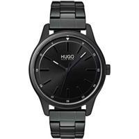 44c1db52900 Relógio Hugo Boss Masculino Aço Preto - 1530040