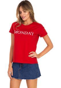T-Shirt Beautifull Hit Vermelha