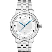 fbaed9e7bd8 Relógio Montblanc Masculino Aço - 117324