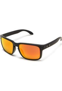 Óculos De Sol Oakley Holbrook Matte Preto