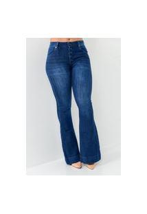 Calça Jeans Dardak Flare