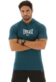 Camiseta Everlast Com Capuz