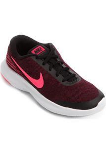 Tênis Nike Flex Experience Rn 7 Feminino - Feminino-Preto+Rosa