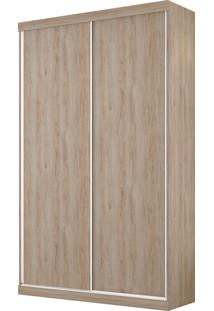 Guarda-Roupa Virtual 1,20 Com 2 Portas De Correr Sem Espelho Cedro Robel