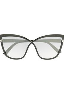 19ed6c521 R$ 2961,00. Farfetch Tom Ford Eyewear Óculos De Sol ...