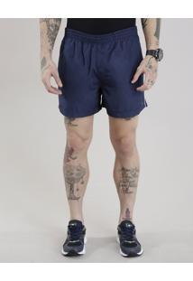 Short Ace Azul Marinho
