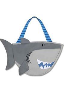 Bolsa De Praia Stephen Joseph Tubarão Colorido