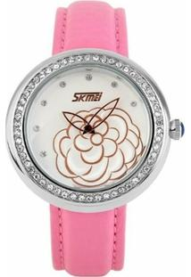 Relógio Skmei Analógico 9087 - Feminino