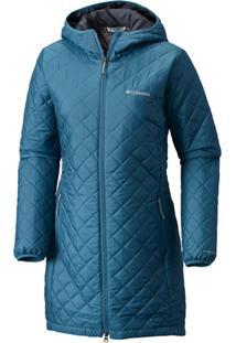 Jaqueta Dualistic Long Jacket Blue Heron Fem Wl0015 - Columbia
