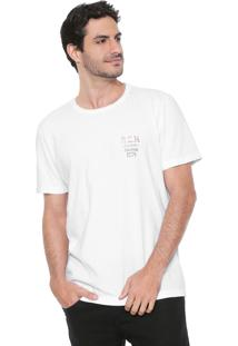 Camiseta Richards Champion Branca