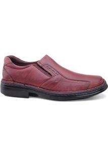 Sapato Luflex 10002 Masculino Havana
