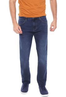 Calça Jeans Colcci Reta John Azul