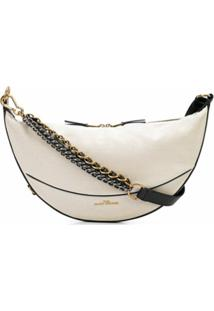 Marc Jacobs Bolsa Tiracolo The Mini Eclipse - Branco