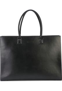 Want Les Essentiels Dresden Structured Tote - Preto