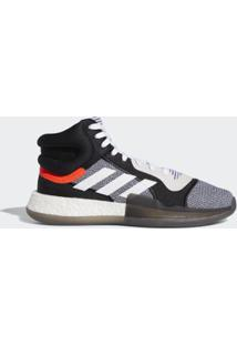 Tênis Adidas Marquee Boost Blk Masculino - Masculino