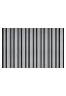 Papel De Parede Listrado Metalizado - Pp374-2