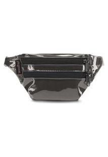 Pochete Jansport Hippyland Translucent Black