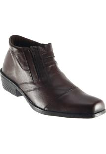 Bota Masculina Country D'Mazons Cty - Masculino-Café