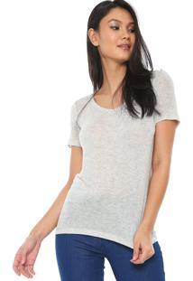 Camiseta Lez A Lez Feel Soft Cinza