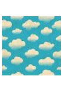 Papel De Parede Adesivo - Nuvens - 026Ppb