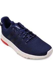 Tênis Adidas Cf Racer Tr Masculino - Masculino-Azul+Vermelho