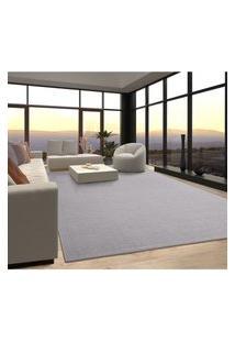 Tapete Cotton Texture Cinza 1,60X2,35M -
