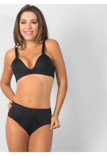 Calcinha Duloren Cintura Alta - Feminino