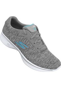 77309de16e4 Netshoes. Tênis Skechers Go Walk 4 Serenity - Feminino