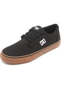 Tênis Dc Shoes Plaza Lite Preto