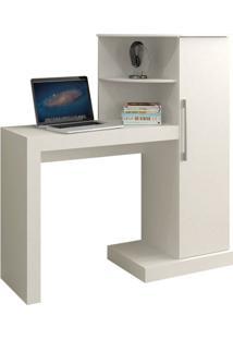 Mesa Para Computador Safira New Branco New