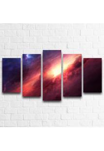 Quadro Decorativo Galáxia
