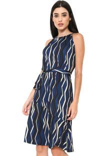 30497471a2 Vestido Acinturado Mercatto feminino