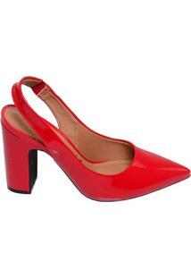 3d991ac10a84d Sapato Vermelho Vizzano feminino | Gostei e agora?