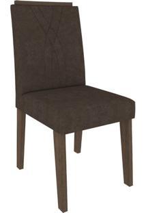 Cadeira Nicole Cacau Marrocos
